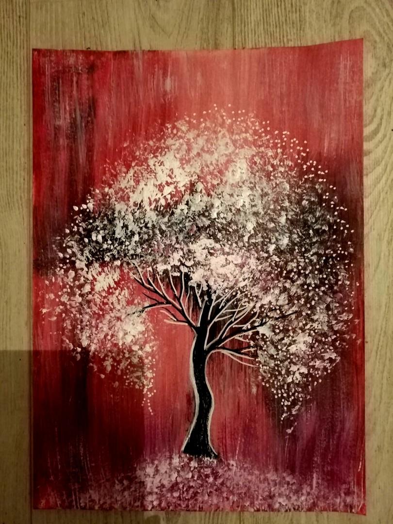 Florence Castelli  flofloyd - L arbre tout simplement