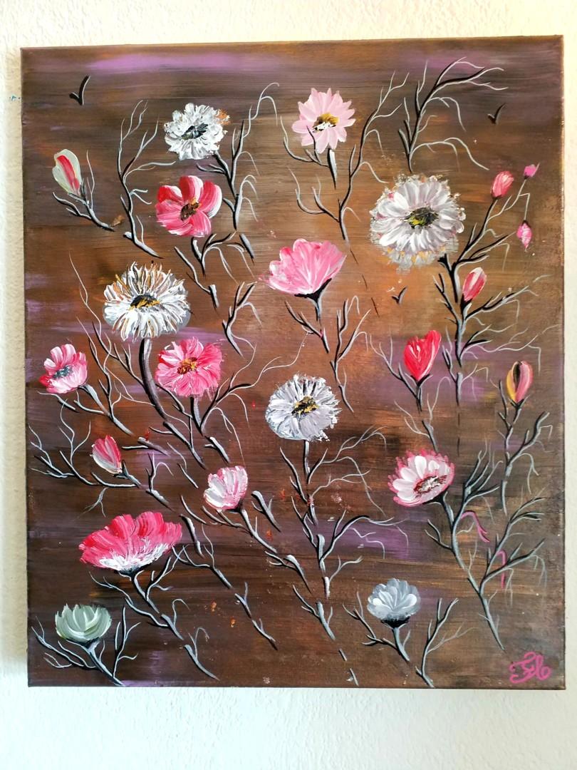 Florence Castelli  Flofloyd - Fleurs que j aime