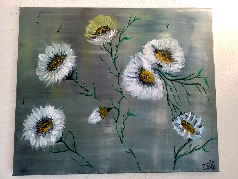 Florence Castelli  flofloyd - La danse des fleurs