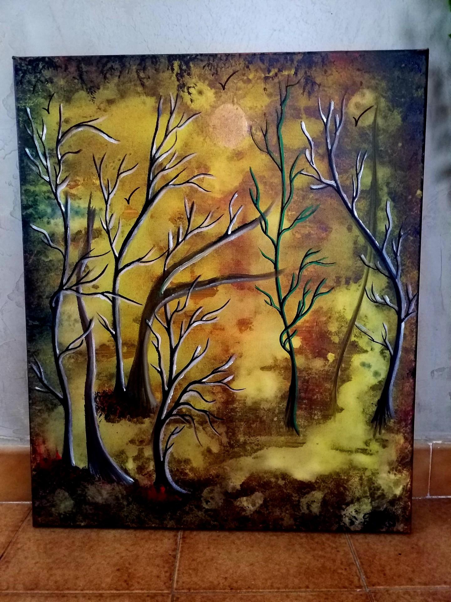 Florence Castelli  flofloyd - L automne