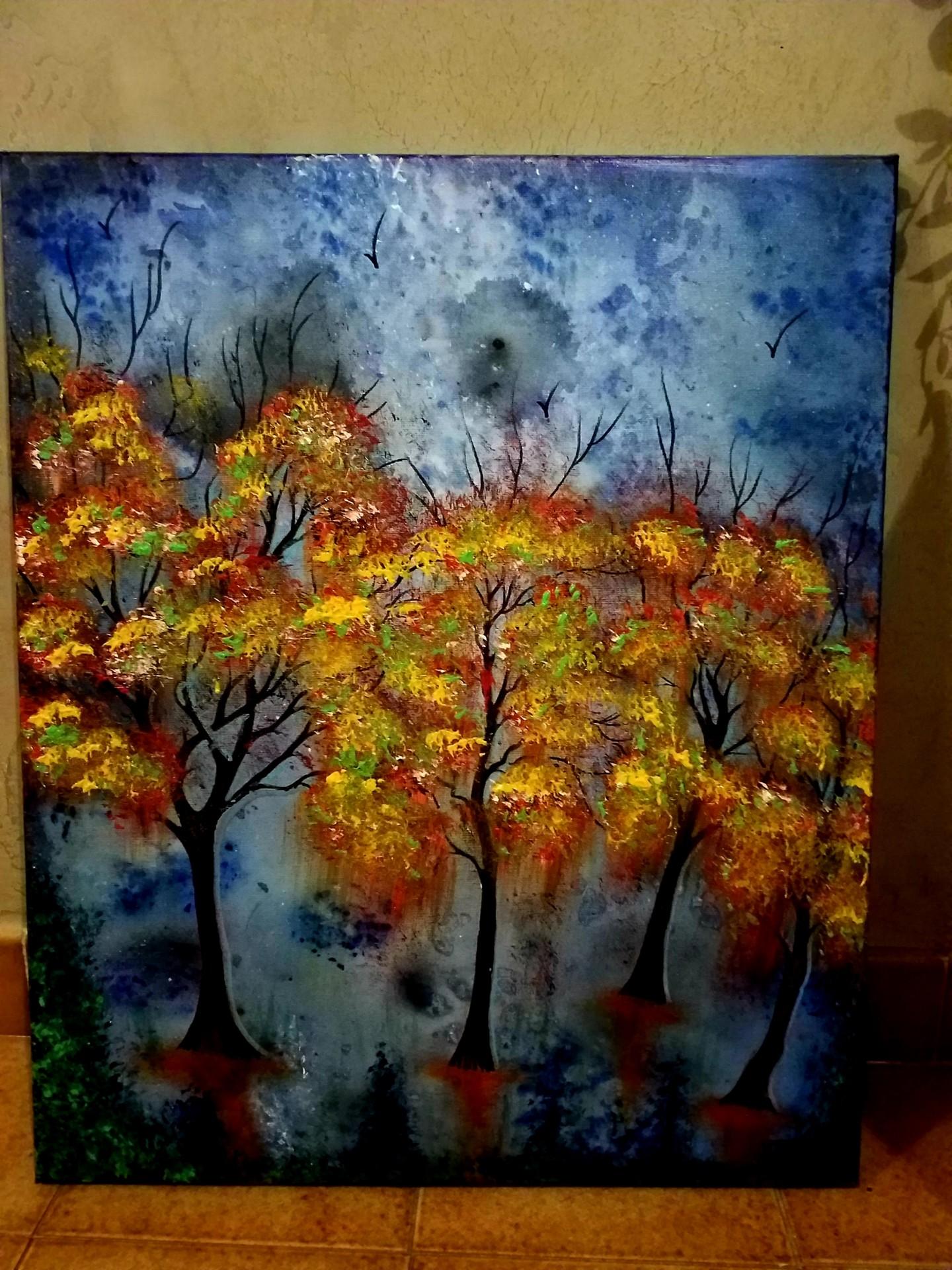 Florence Castelli  flofloyd - Bel automne