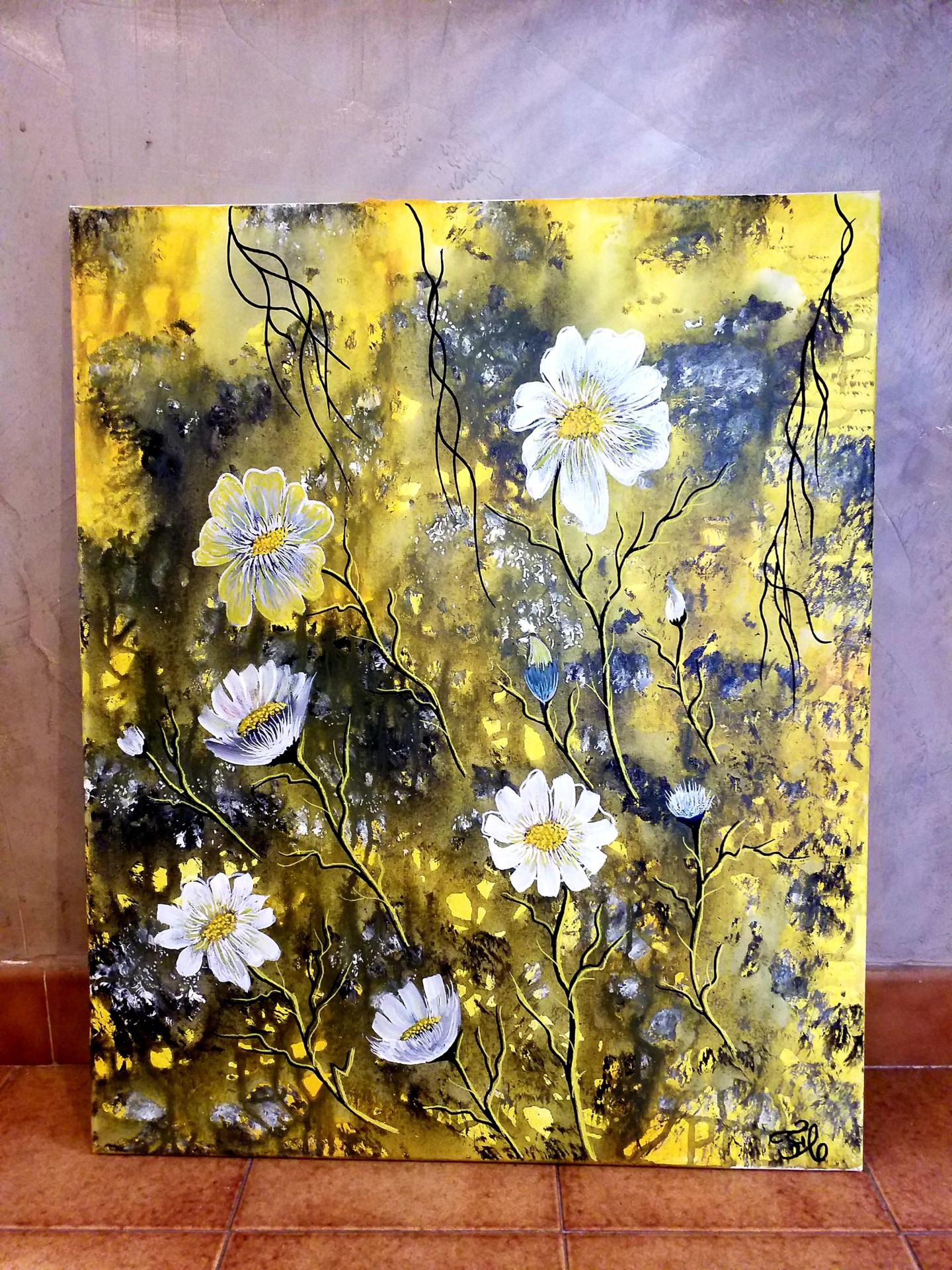 Florence Castelli  flofloyd - Panaché de fleurs
