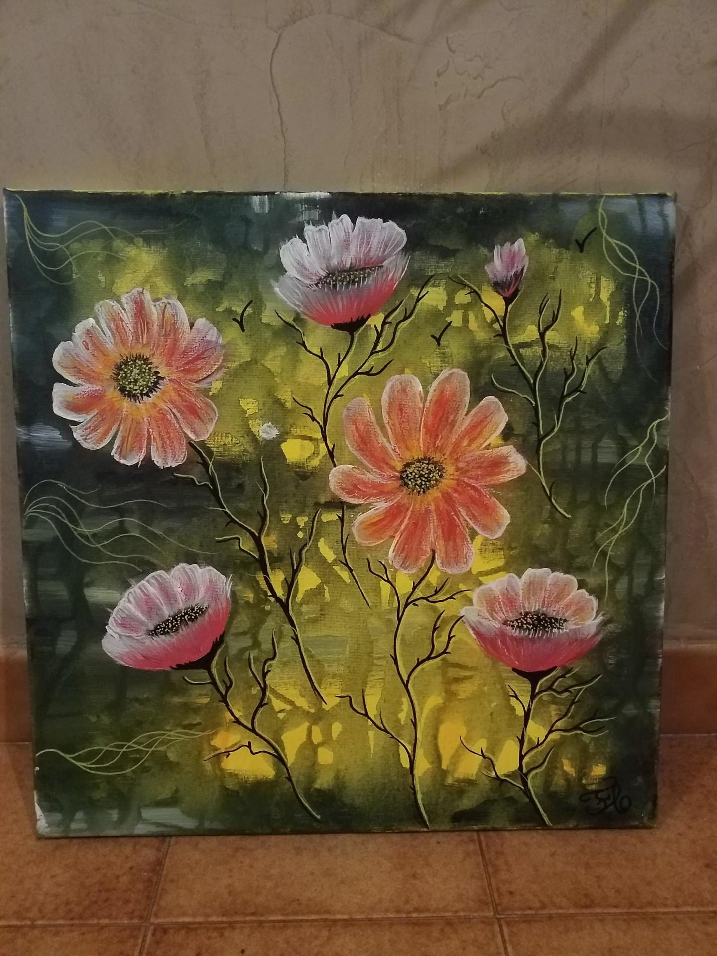 Florence Castelli  flofloyd - Les fleurs