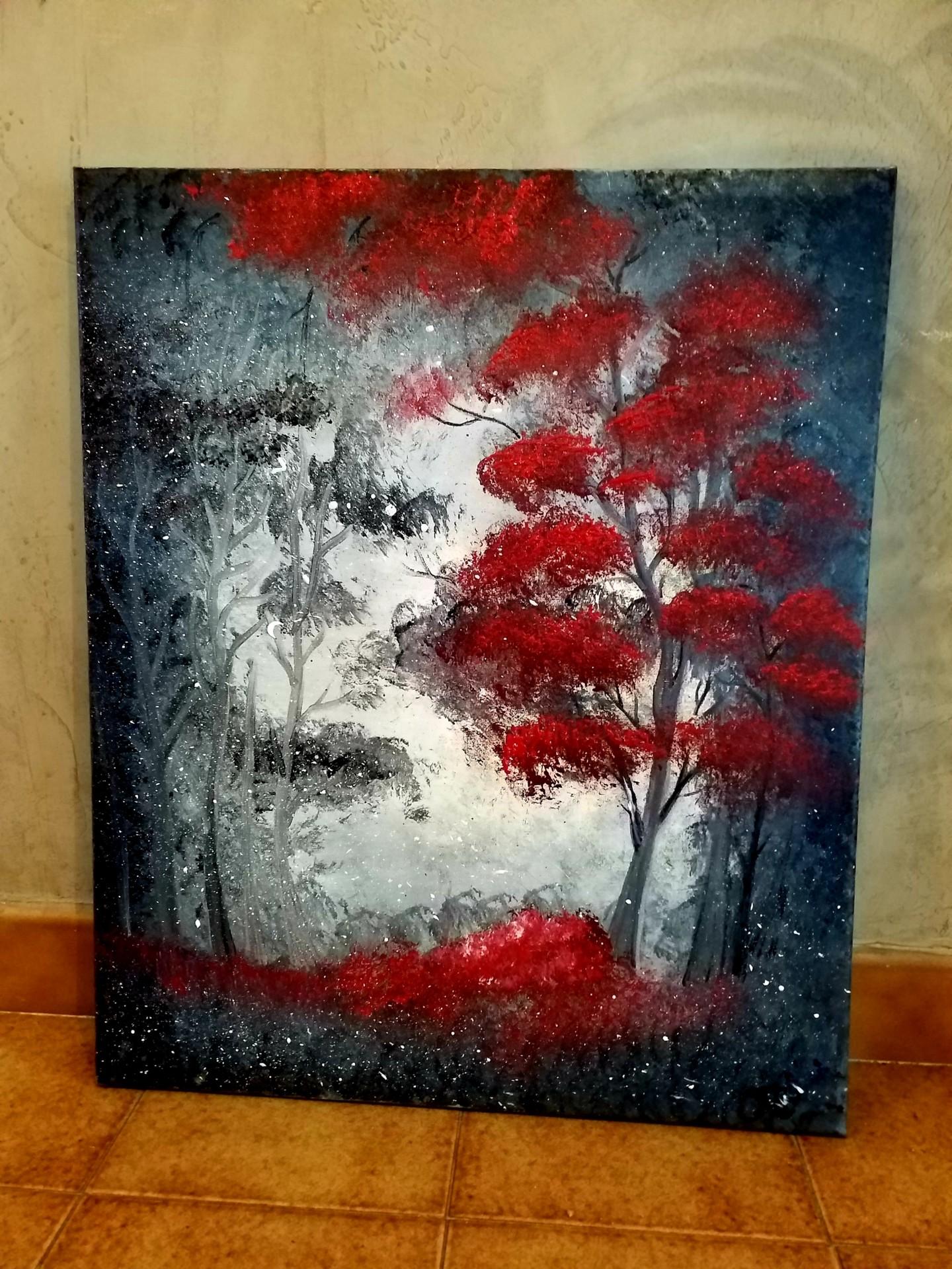 Florence Castelli  flofloyd - La forêt que j aime bien