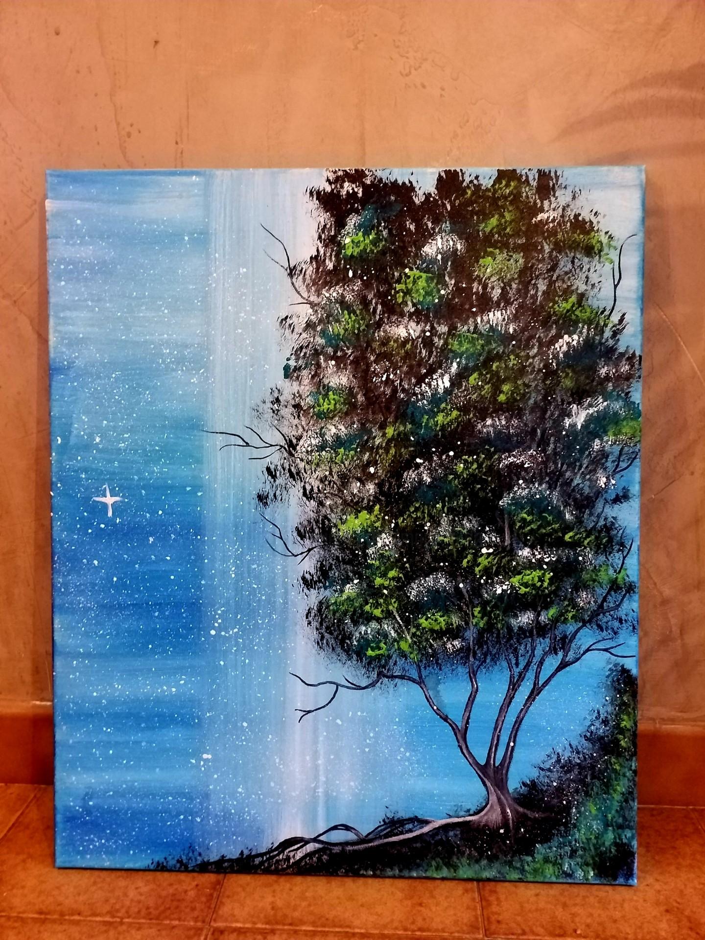 Florence Castelli  flofloyd - Un arbre tout simplement