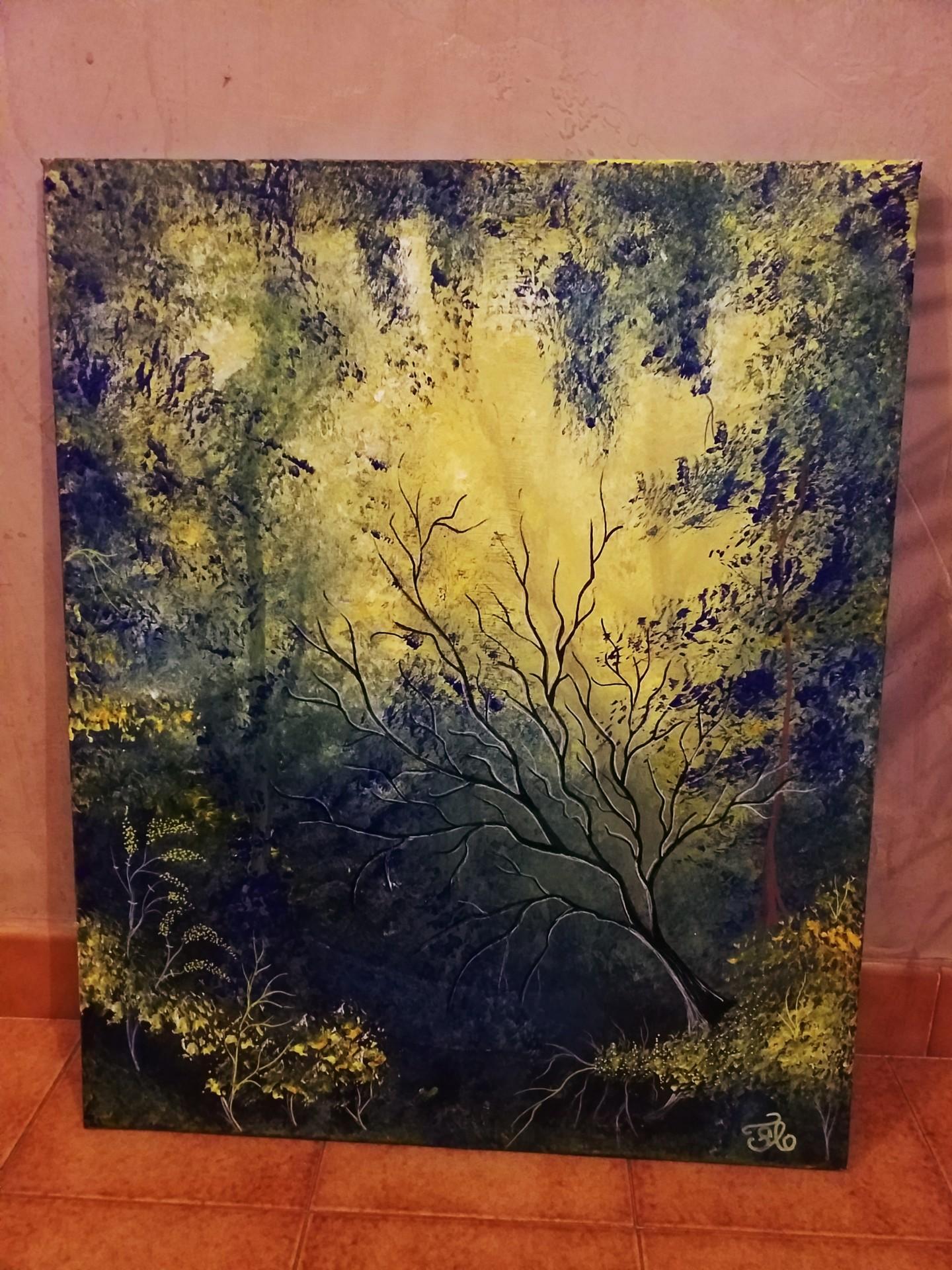 Florence Castelli  flofloyd - La forêt en 2020