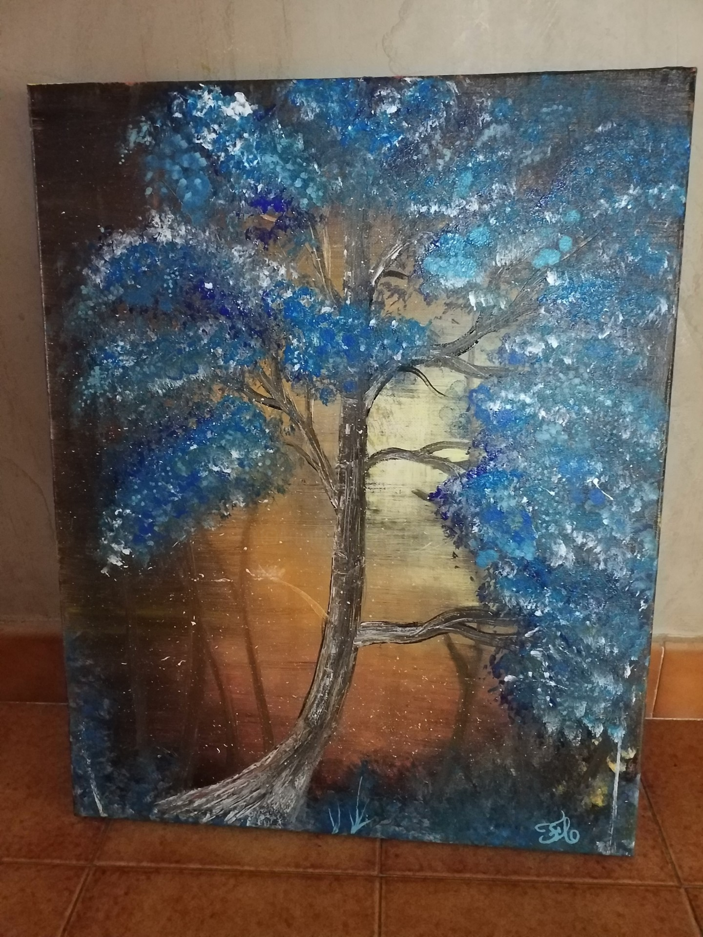 Florence Castelli  Flofloyd - L arbre de vie