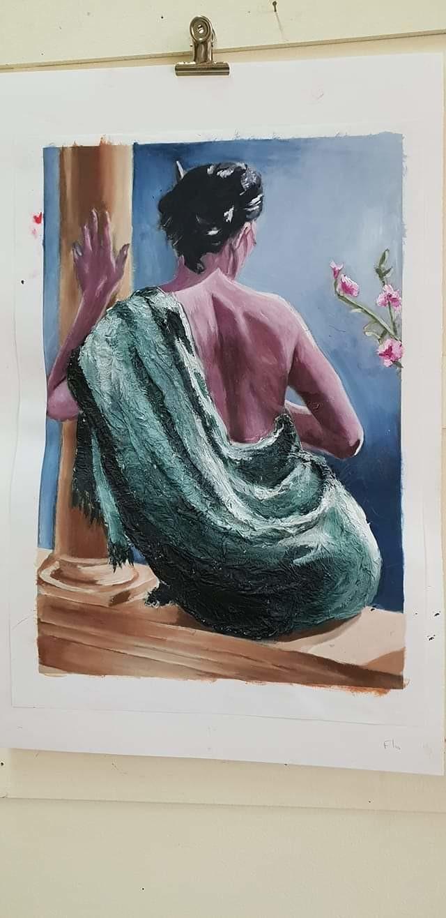 Florence Castelli  Flofloyd - Femme fatale 1