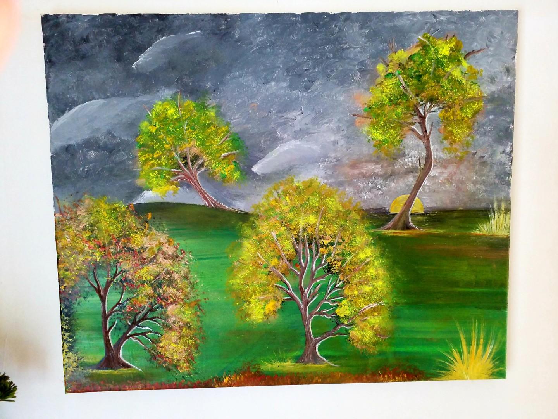 Florence Castelli  Flofloyd - Ma forêt majestueuse
