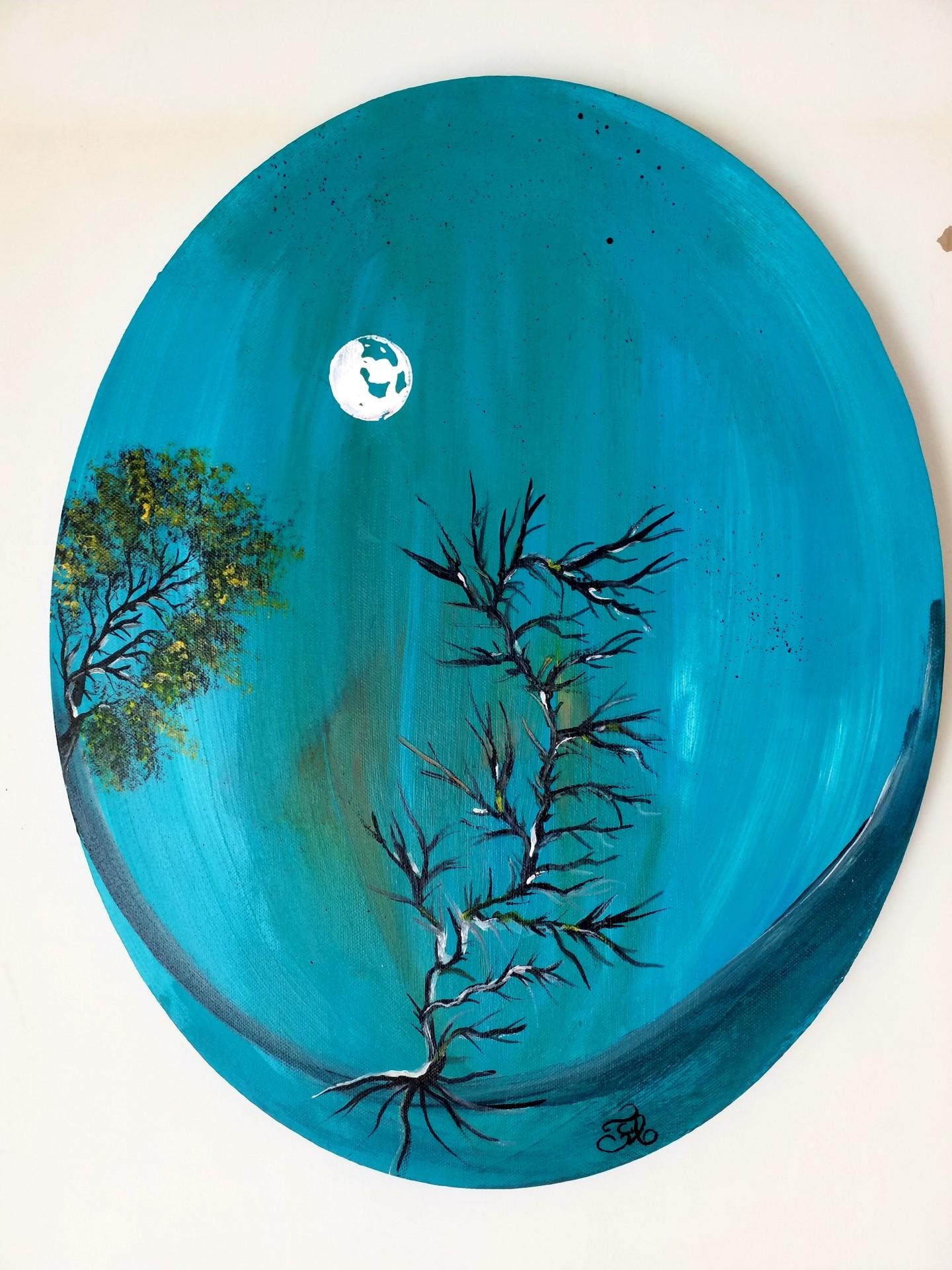 Florence Castelli  Flofloyd - Mon arbre