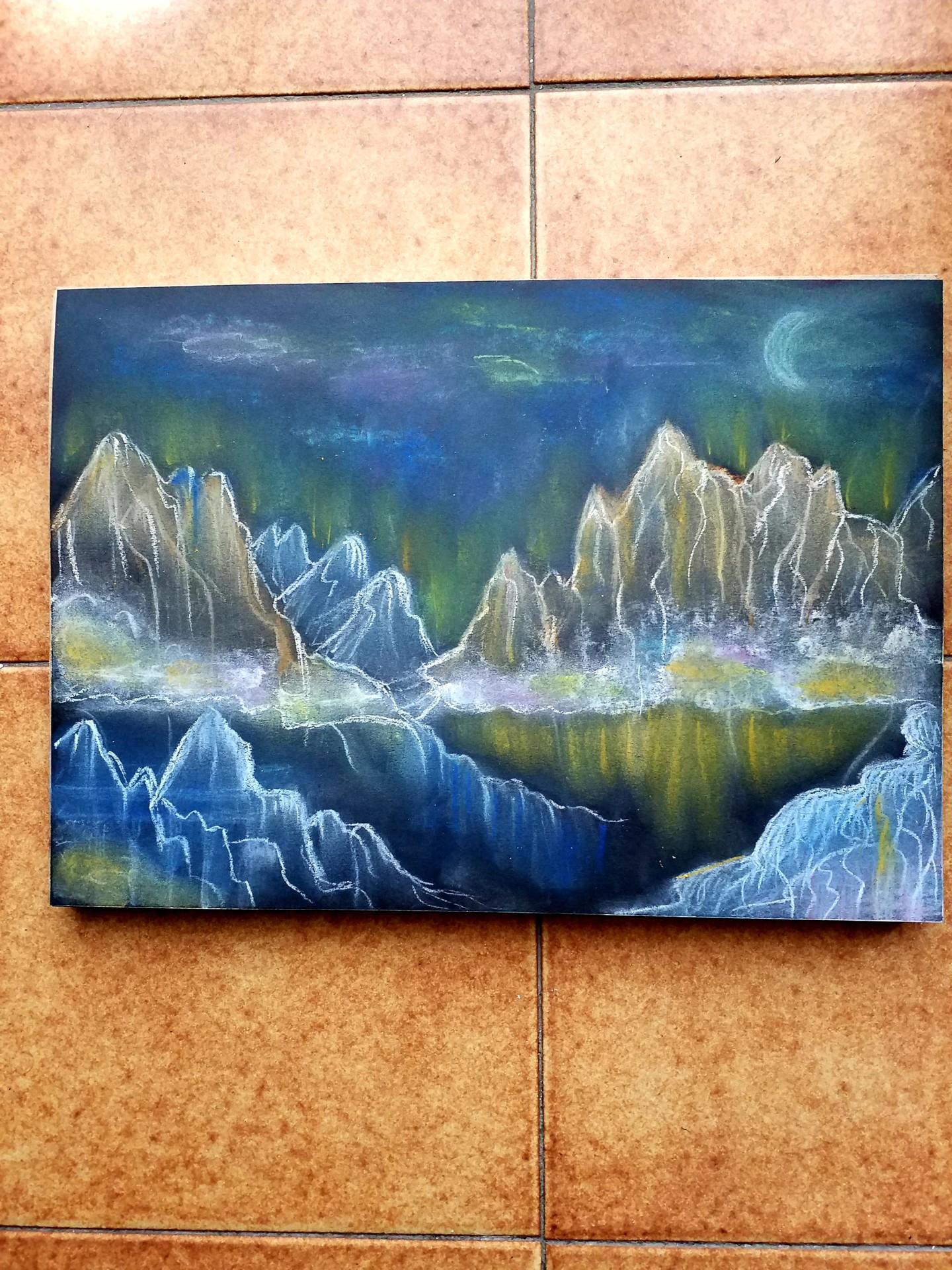 Florence Castelli  Flofloyd - Des montagnes
