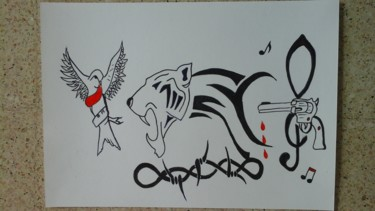 Dessin abstrait 3
