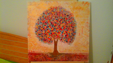 Tableau d un arbre que je viens de finir