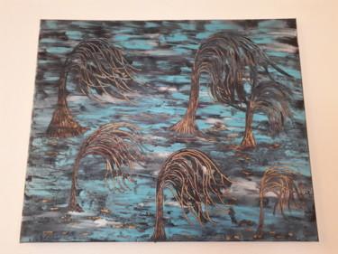 Des arbres dans le vent
