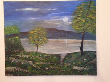 Mon tableau du paysage