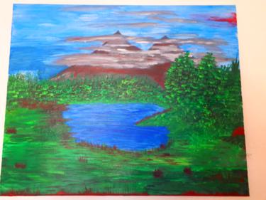 Un paysage version flofloyd 1