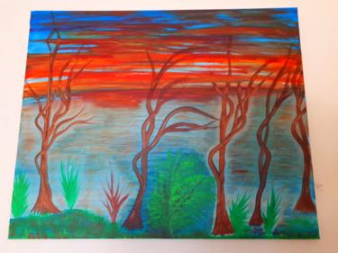 Des arbres en Automne