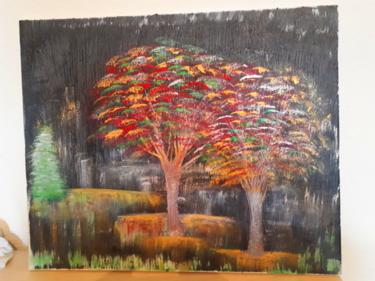 Des arbres dans la nature