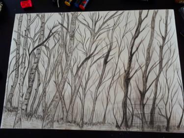 Dessin d arbres