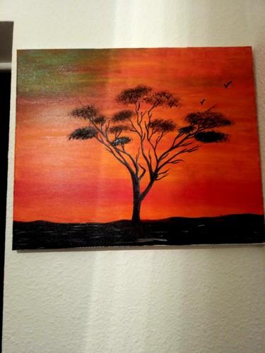 Mon arbre solitaire