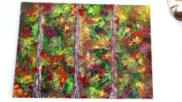 Une forêt haute en couleurs