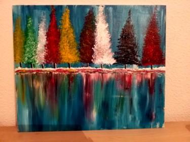 Une forêt en couleurs