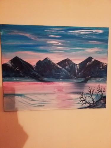 Le Mont rose