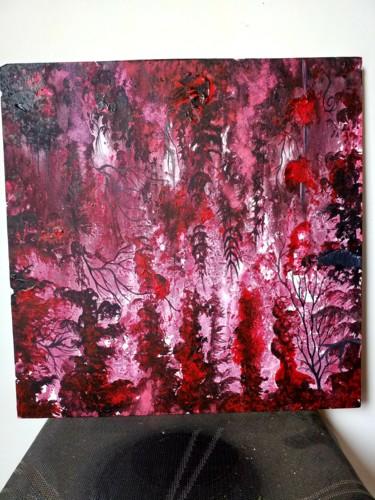 Ma forêt rouge