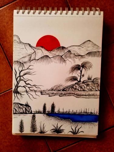 Paysage japonais